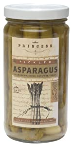 Princess Spicy Asparagus 120OZ