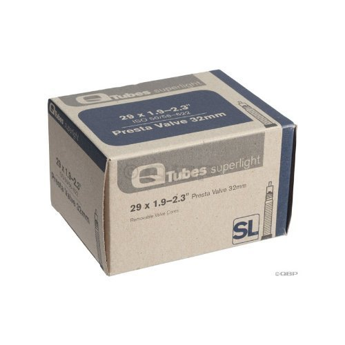 Q-Tubes Super Light 700c x 18-23mm 48mm PRESTA Valve Tube