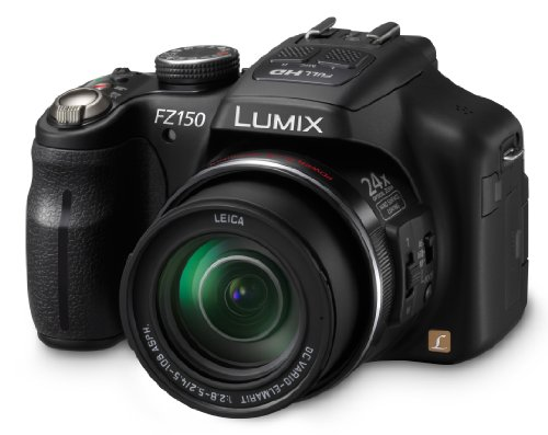 Panasonic Lumix DMC-FZ150 is one of the Best Point and Shoot Digital Cameras for Wildlife Photos