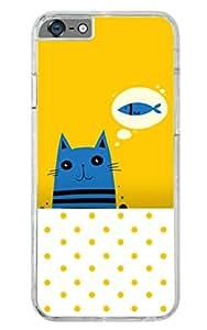 iPhone 6 Plus/6S Plus Cover,Premium Quality Designer Printed 2D Transparent Lightweight Slim Matte Finish Hard Case Back Cover for Apple iPhone 6 Plus/6s Plus by Tamah