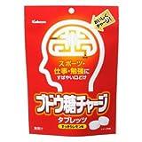 カバヤ ブドウ糖チャージタブレッツ 6袋x2セット (12袋)