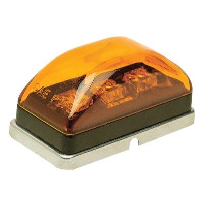 Led Mini Clearance Light W/ Stud-Amber