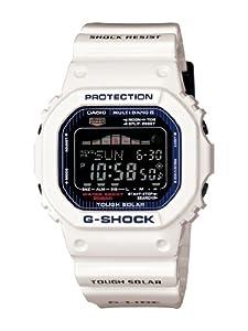 G-Shock G-lide Tough Solar Plastic Resin Case and Bracelet Black Tone Digital Dial Alarm