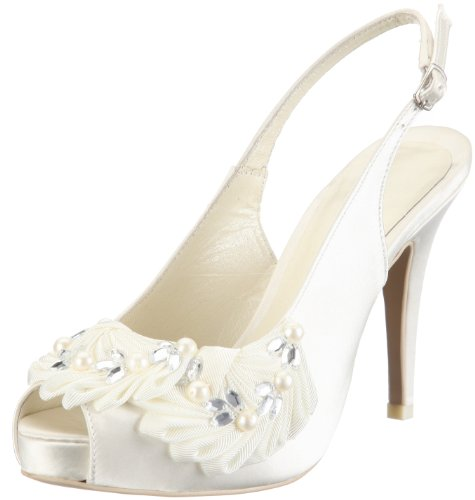 Menbur Women's Cathy Ivory Bridal 4518X804 5 UK