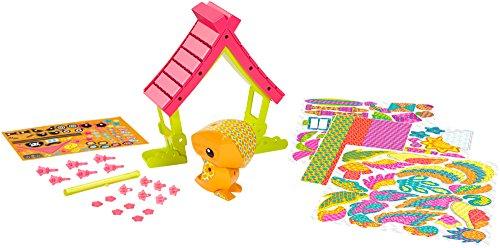AmiGami Tropical Bird and Beach House Playset