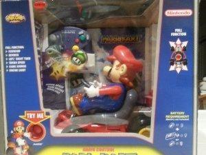 ラジコンled Nintendo Mario Kart (マリオカート) おもちゃ (並行輸入)