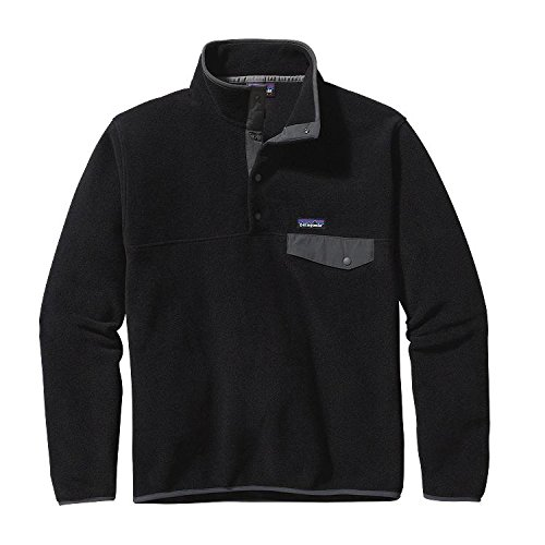 Mens Synch Vest Patagonia Black