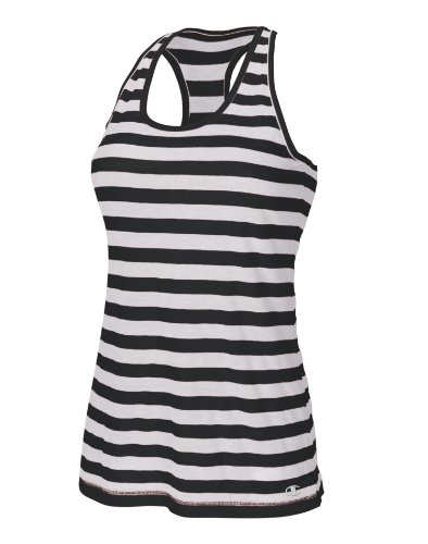 Champion authentic women 39 s striped tank arts entertainment for Craft hobbies for women