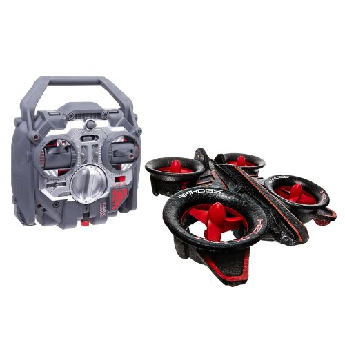 Air Hogs RC Helix X4 Stunt, 2.4 GHZ Quad Copter