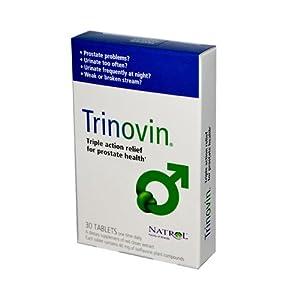 Trinovin Prostate Health - Novogen - 30 - Tablet