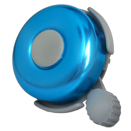 2 X Classic Quality Bicycle Bell Blue