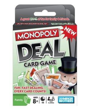 Hasbro Monopoly Juegos Oferta Juego de cartas