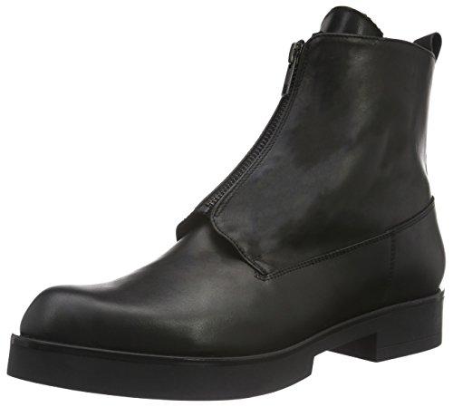LEA FOSCATIOSAKA - Stivali Corti Donna, colore Nero, taglia 38 EU
