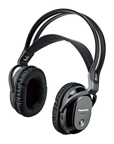 Panasonic 密閉型ワイヤレスヘッドホン ブラック RP-WF7-K