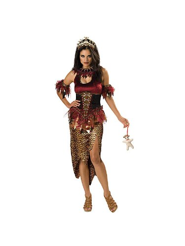 InCharacter Costumes Women's Voodoo Priestess Costume