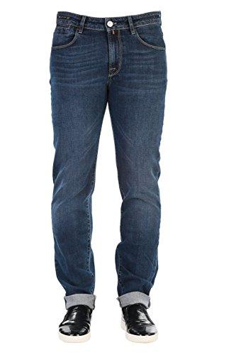 PT05 Pantaloni Jeans Uomo Primavera Estate Blu Art D6G6 CA12 TAILOR MD18 P16