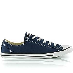 531951C Converse AS OX Tex Dainty Dress Blues Bleu, Größe Schuhe Damen:EUR 41