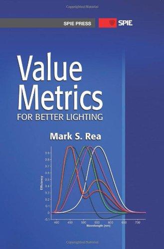 Value Metrics For Better Lighting (Spie Press Monograph Pm228)