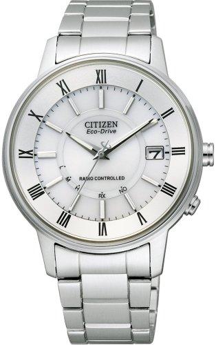 CITIZEN (シチズン) 腕時計 FORMA フォルマ Eco-Drive エコ・ドライブ 電波時計 FRD59-2481 スタイリッシュモデル メンズ