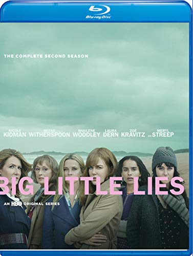 Blu-ray : Big Little Lies: Complete Second Season (2 Discos)
