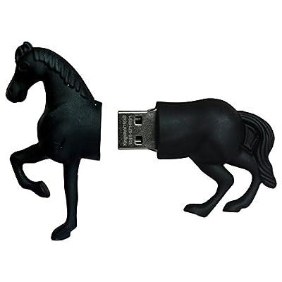 Pen Drive Horse Character Shape 16 GB USB 2.0 Pen Drive ZT14028