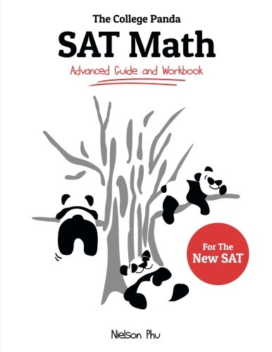 The College Panda's SAT Math: Advanced Guide and Workbook for the New SAT (Advanced Math compare prices)