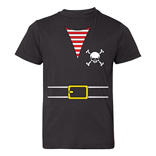 Pirates & Anchors - Pirate Outfit - Kids/Youth T-Shirt