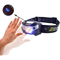 SOAIY Motion Sensor Headlamp