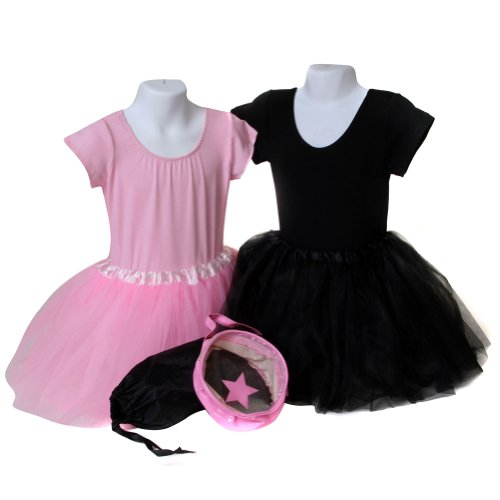 Classic Ballet Leotard and Tutu Dressup Gift Set