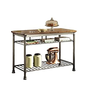 Home Styles The Orleans Kitchen Island Kitchen Dining