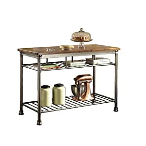 Amazon Home Styles The Orleans Kitchen Island
