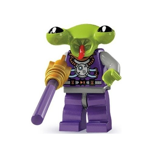 LEGO - Minifigures Series 3 - SPACE ALIEN