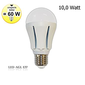 LED Glühbirne AGL E27 - 10 Watt -