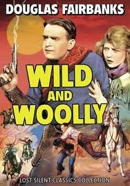Cover art for  Wild And Wooly (Silent)