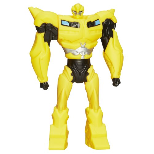 "Transformers Prime Titan Warrior Bumblebee 6"" Action Figure"