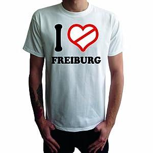 I don't love Freiburg Herren T-Shirt