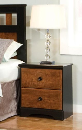 Night Stand Oak front-1065823