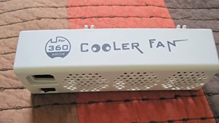 Cooling Fan w/ Switch for Microsoft Xbox 360