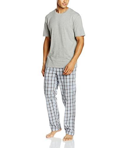 Cortefiel Pijama Gris