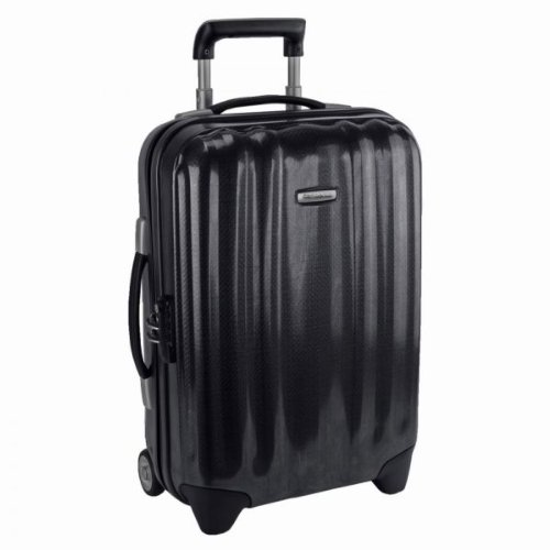 Samsonite Trolley Cubelite Upright 54/19, Graphite, 38x54x20 cm, 41356-1374