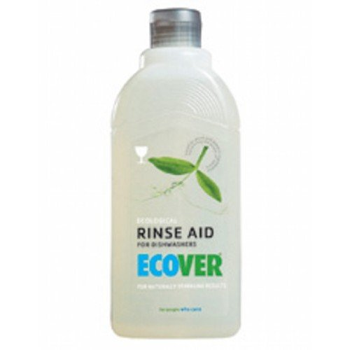 (10 PACK) - Ecover - Dishwasher Rinse Aid | 500ml | 10 PACK BUNDLE