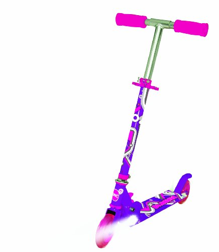 Zinc Banshee Girls Scooter - Pink