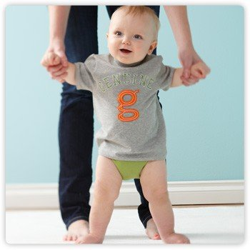 gDiapers genuine g tee (12-18 months)
