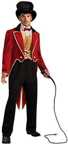 Ring Master/Lion Tamer Adult Costume