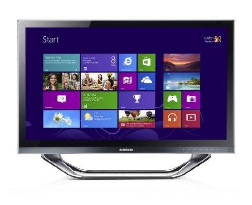 Samsung 700A3D 23.6 inch All-in-One Touchscreen Desktop PC (Black) - (Intel Core i3 3220T 2.80GHz Processor, 4GB RAM, 1TB HDD, DVDSM DL, LAN, WLAN, BT, Webcam, Integrated Graphics, Windows 8)
