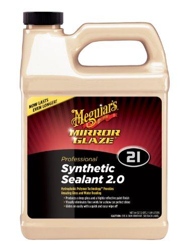 Meguiar's M21 Mirror Glaze Synthetic Sealant 2.0 - 64 oz. (Meguiars Protectant compare prices)