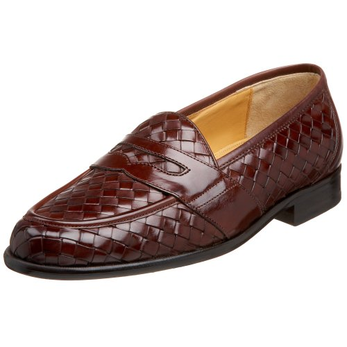 a2ce63e76b6 Johnston   Murphy Mens Emery Woven Penny Loafer !! - GreenSAbbyqex