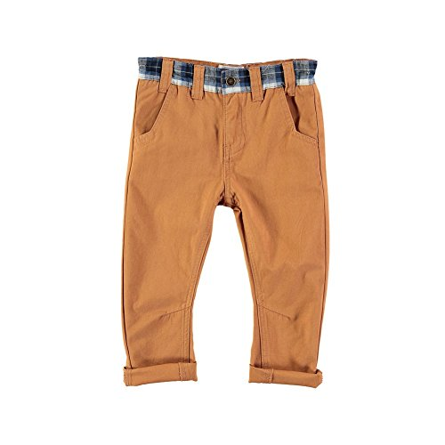Rockin' Baby Boys Camel Camel Cord Trousers 7Y