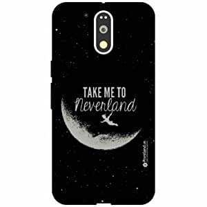 Motorola Moto G4 Plus Back Cover - Silicon Take Me Designer Cases
