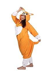 wotogold Animal Cosplay Costume Dog Unisex-adult Kigurumi Onesies